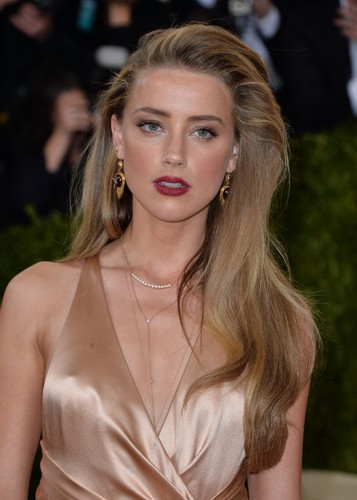 amber heard wallpaper containing a portrait titled ♥♥♥ Amber Heard - Most Beautiful Face ♥♥♥