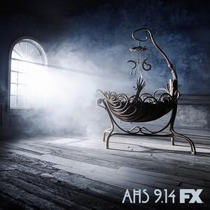 """'American Horror Story' Season 6 """"Hush Little Baby"""" Poster"""