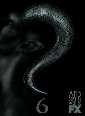 "'American Horror Story' Season 6 ""In The Dark"" Poster"