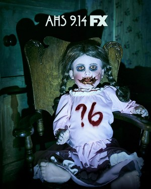 "'American Horror Story' Season 6 ""Smile"" Poster"
