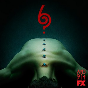 "'American Horror Story' Season 6 ""We're Under Your Skin"" Poster"