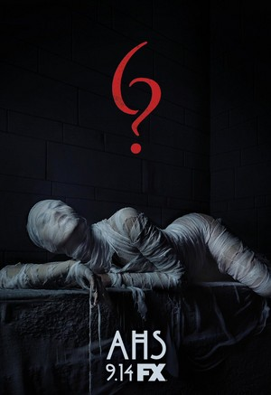 "'American Horror Story' Season 6 ""Wrap Yourself Tight"" Poster"