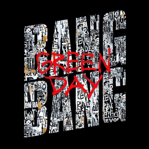 Green Day wallpaper containing a sign entitled 'Bang Bang' Single Cover Art