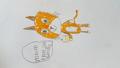 """""""Cake"""" by Kaden Dale, Age 7 - stampylongnose fan art"""