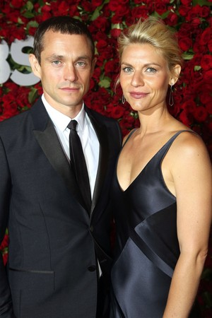 Claire Danes and Hugh Dancy at the 2016 Tony Awards