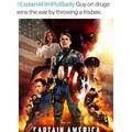 EXPLAIN A FILM PLOT BADLY: CAPTAIN AMERICA THE FIRST AVENGER - marvel-comics photo