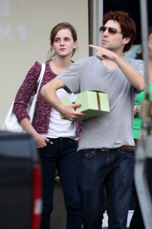 Emma Watson in Nashville, Tennessee [June 08, 2013]