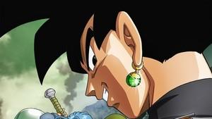 *Goku Black*