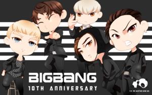 ♥ HAPPY BIG BANG 10TH ANNIVERSARY ♥