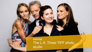 Jay L. Clendenin Los Angeles Times TIFF Portraits (September 11th 2016)