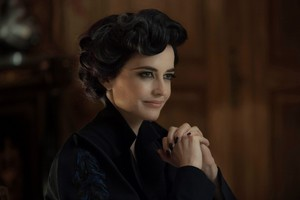 """Miss Peregrine's início For Peculiar Children"" First Look picture"