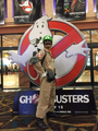 """Never fear... Ghostbuster Luigi is here!"" - ghostbusters photo"