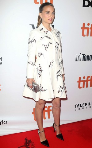 'Planetarium' premiere at the Toronto International Film Festival in Toronto, ON (September 10th