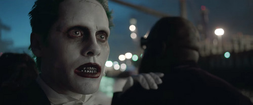 Suicide Squad 壁紙 titled 'Purple Lamborghini' 音楽 Video - The Joker
