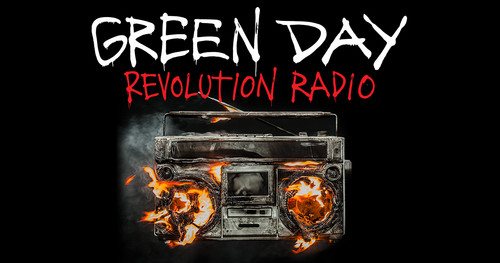 Green Day Revolution Radio Tour August