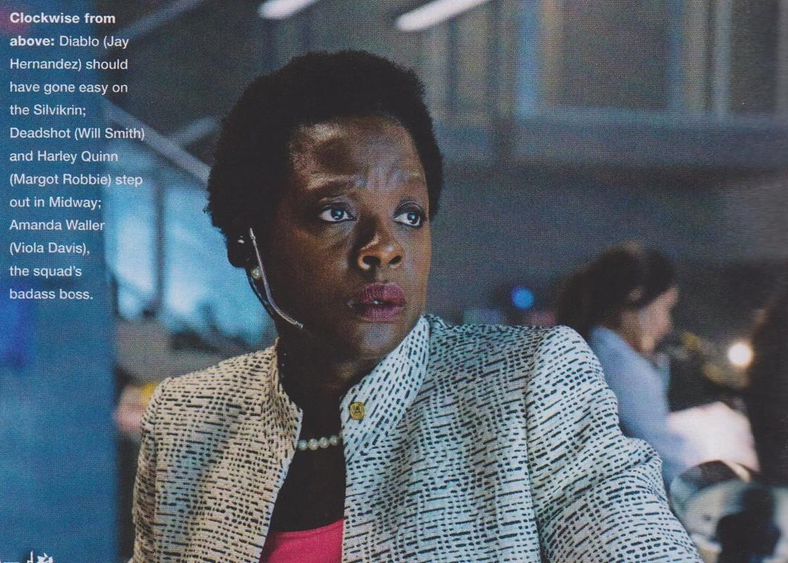 'Suicide Squad' Feature in Empire Magazine (September 2016)