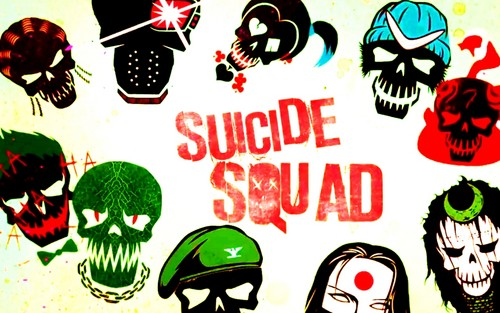 Suicide Squad wallpaper probably with anime titled 'Suicide Squad'