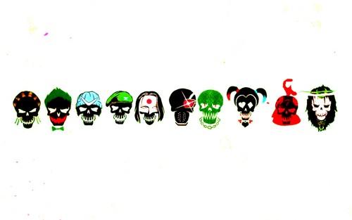 Suicide Squad fondo de pantalla titled 'Suicide Squad'