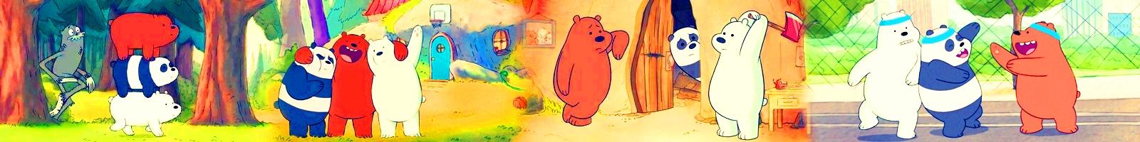 'We Bare Bears' Banner