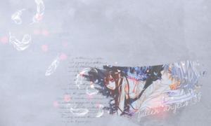 Yuuki/Zero वॉलपेपर - Fallen एंन्जल्स