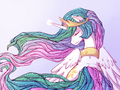 princess celestia - princess-celestia fan art