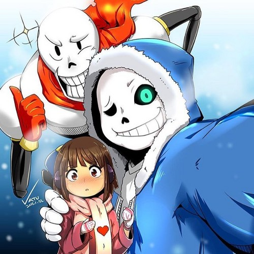 Sans (Undertale) Обои with Аниме entitled 13117987 504460019741303 1959067593 n