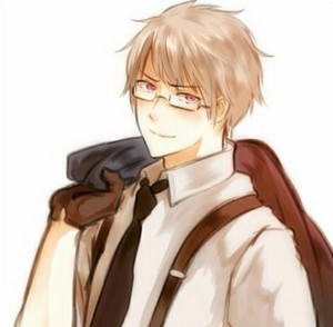 Teacher! Prussia