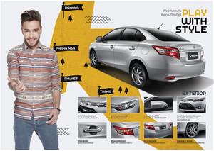 2016 Toyota Vios Thai brochure