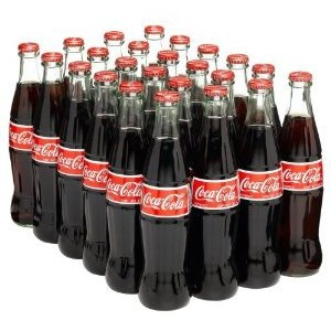 24 PACK OF COCA COLA