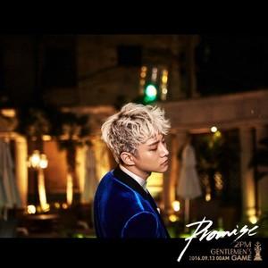 2PM Teaser hình ảnh for 'Gentlmen's Game' album!