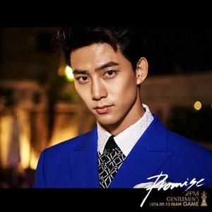 2PM Teaser Images for 'Gentlmen's Game' album!