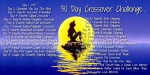 30 araw Crossover Challenge