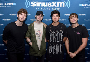 5Sos on SiriusXM Hit's1
