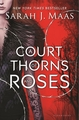 A Court of Thorns and Roses cover 1