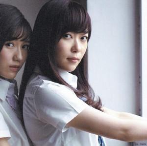 Akb48 l'amour TRIP Watanabe Mayu and Sashihara Rino