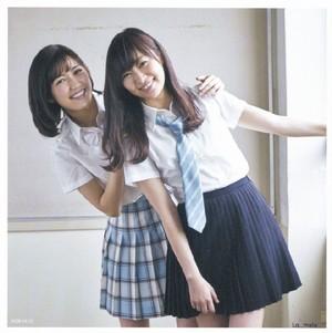 AKB48 LOVE TRIP Watanabe Mayu and Sashihara Rino