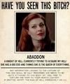 Abaddon - supernatural fan art