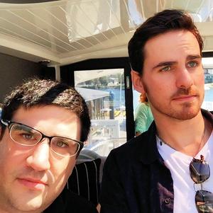Adam and Colin