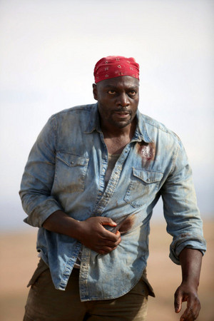 Adewale as Frank Majors in American Odyssey