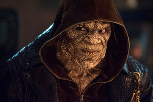 Adewale as Killer Croc in Suicide Squad