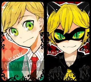 Adrien/Chat Noir