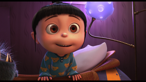 Childhood Animated Movie Characters fond d'écran titled Agnes Despicable Me