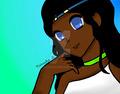 Akhesa - childhood-animated-movie-heroines fan art