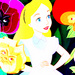Alice in Wonderland - childhood-animated-movie-heroines icon