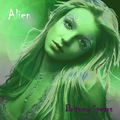 Alien1 - britney-spears fan art