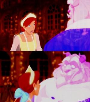 Anastasia x Beast