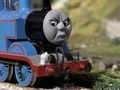 Angry Thomas - thomas-the-tank-engine photo