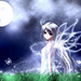 Anime Moon Fairy - fairies icon