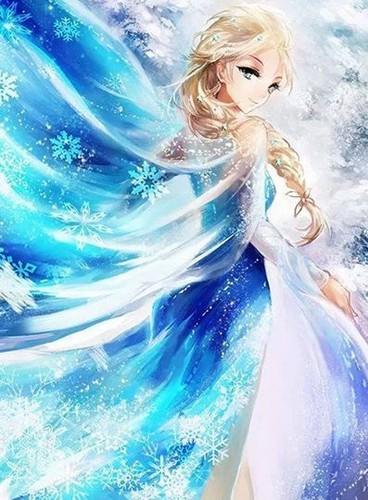 ディズニープリンセス 壁紙 titled クイーン Elsa