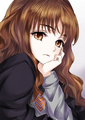 Anime Version of Hermione